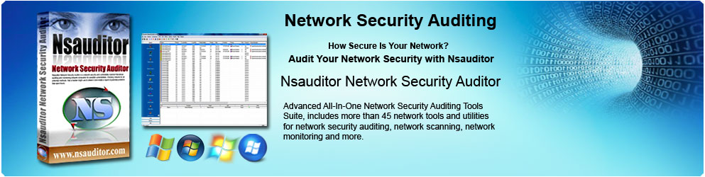 nsauditor security auditing